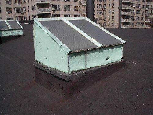 false skylight